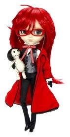 プーリップドール 人形 ドール F-606 【送料無料】Pullip / Black Butler Grell (31 cm Fashion Doll) [JAPAN] by Jun Planningプーリップドール 人形 ドール F-606