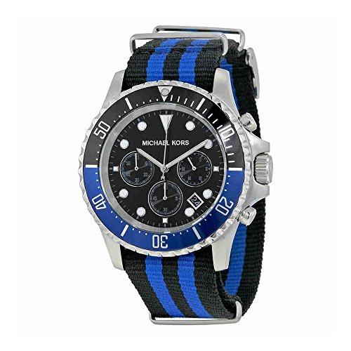 マイケルコース 腕時計 メンズ マイケル・コース アメリカ直輸入 MK8398 Michael Kors Everest Grosgrain Mens Watch MK8398マイケルコース 腕時計 メンズ マイケル・コース アメリカ直輸入 MK8398