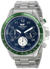 腕時計 ベスタル ヴェスタル メンズ ZR2016 【送料無料】Vestal Unisex ZR2016 ZR-2 Silver Green Black Watch腕時計 ベスタル ヴェスタル メンズ ZR2016