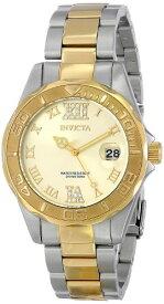 インヴィクタ インビクタ プロダイバー 腕時計 レディース 17021 Invicta Women's 17021 Pro Diver Analog Display Japanese Quartz Two Tone Watchインヴィクタ インビクタ プロダイバー 腕時計 レディース 17021