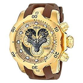 インヴィクタ インビクタ ベノム 腕時計 メンズ 14464 【送料無料】Invicta Men's 14464 Venom Analog Display Swiss Quartz Brown Watchインヴィクタ インビクタ ベノム 腕時計 メンズ 14464