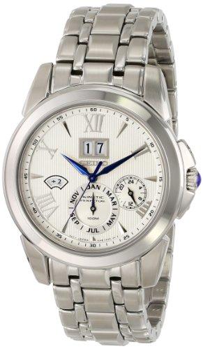 セイコー 腕時計 メンズ SNP065 Seiko Men's SNP065 Stainless Steel Watch with Link Braceletセイコー 腕時計 メンズ SNP065