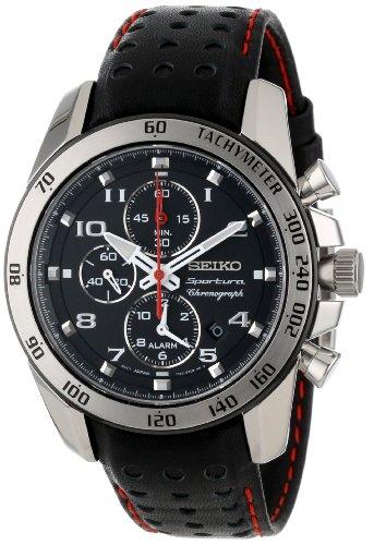"""セイコー 腕時計 メンズ SNAE65 Seiko Men's SNAE65 """"Sportura"""" Stainless Steel Watchセイコー 腕時計 メンズ SNAE65"""