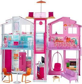 バービー バービー人形 日本未発売 プレイセット アクセサリ DLY32 【送料無料】Barbie 3-Story Townhouseバービー バービー人形 日本未発売 プレイセット アクセサリ DLY32