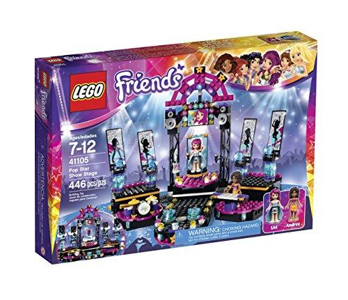 レゴ フレンズ 6099680 LEGO Friends 41105 Pop Star Show Stage Building Kitレゴ フレンズ 6099680