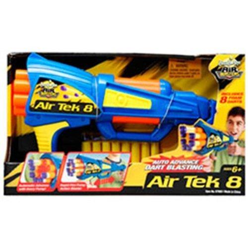 バズビー ブラスター アメリカ 直輸入 ソフトダーツ 67800 Buzz Bee Toys Air Tek 8 with Foam Darts by Air Warriorsバズビー ブラスター アメリカ 直輸入 ソフトダーツ 67800
