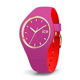 腕時計 アイスウォッチ レディース かわいい 007233 【送料無料】Ice-Watch - ICE Loulou Cosmopolitan - Women's Wristwatch with Silicon Strap - 007233 (Small)腕時計 アイスウォッチ レディース かわいい 007233