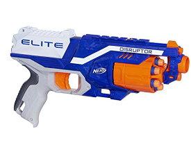 【即納】【送料無料】ナーフ Nerf Nストライク エリート ディスラプター B9837 米国Hasbro版 オレンジトリガー 簡易パッケージ版