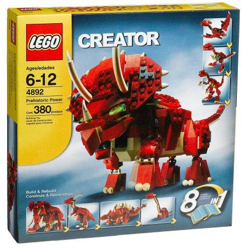 レゴ クリエイター 4892 LEGO Prehistoric Powerレゴ クリエイター 4892