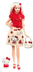バービー バービー人形 日本未発売 DWF58 Barbie Hello Kitty Fashion Dollバービー バービー人形 日本未発売 DWF58