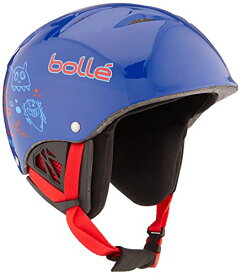 スノーボード ウィンタースポーツ 海外モデル ヨーロッパモデル アメリカモデル 31217 【送料無料】Bolle B-Kid Googles, Shiny Blue Monster, 49-53cmスノーボード ウィンタースポーツ 海外モデル ヨーロッパモデル アメリカモデル 31217