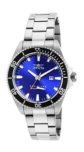 インヴィクタ インビクタ プロダイバー 腕時計 メンズ 15184 Invicta Men's 15184SYB Pro Diver Blue Dial Stainless Steel Watch with Impact Caseインヴィクタ インビクタ プロダイバー 腕時計 メンズ 15184