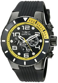 腕時計 インヴィクタ インビクタ プロダイバー メンズ 18741 【送料無料】Invicta Men's 18741 Pro Diver Analog Display Swiss Quartz Black Watch腕時計 インヴィクタ インビクタ プロダイバー メンズ 18741