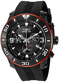 インヴィクタ インビクタ プロダイバー 腕時計 メンズ 19825 Invicta Men's 19825 Pro Diver Analog Display Swiss Quartz Black Watchインヴィクタ インビクタ プロダイバー 腕時計 メンズ 19825