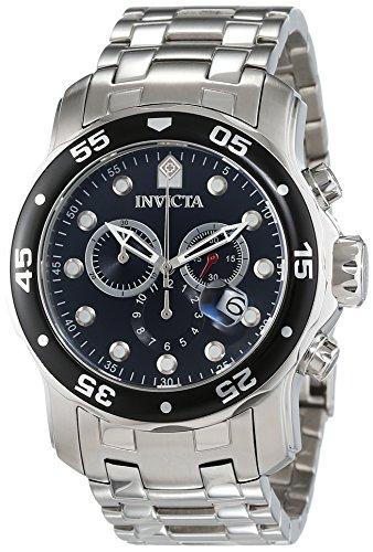 """インヴィクタ インビクタ プロダイバー 腕時計 メンズ 0069 Invicta Men's 0069 """"Pro Diver Collection"""" Stainless Steel Watchインヴィクタ インビクタ プロダイバー 腕時計 メンズ 0069"""