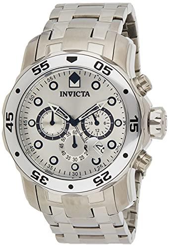 インヴィクタ インビクタ プロダイバー 腕時計 メンズ 0071 Invicta Men's 0071 Pro Diver Collection Chronograph Stainless Steel Watchインヴィクタ インビクタ プロダイバー 腕時計 メンズ 0071