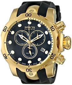 インヴィクタ インビクタ サブアクア 腕時計 メンズ INVICTA-6112 Invicta Men's 6112 Reserve Collection Subaqua Venom 18k Gold-Plated Chronograph Watchインヴィクタ インビクタ サブアクア 腕時計 メンズ INVICTA-6112