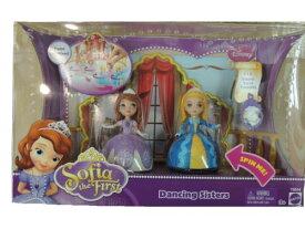 """ちいさなプリンセス ソフィア ディズニージュニア Disney Sofia the First """"Dancing Sister"""" Setちいさなプリンセス ソフィア ディズニージュニア"""