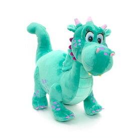 ちいさなプリンセス ソフィア ディズニージュニア Disney Authentic, Sofia The First -That Fire-Breathing Dragon - Crackle Medium Soft Plush Toyちいさなプリンセス ソフィア ディズニージュニア
