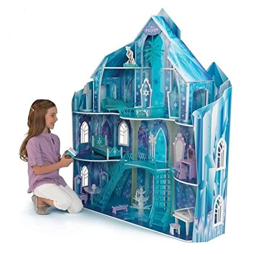 アナと雪の女王 アナ雪 ディズニープリンセス フローズン 65880 KidKraft Disney Frozen Snowflake Mansion Dollhouseアナと雪の女王 アナ雪 ディズニープリンセス フローズン 65880