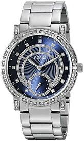 ゲス GUESS 腕時計 レディース U1006L1 GUESS Women's Stainless Steel Crystal Casual Watch, Color: Silver-Tone (Model: U1006L1)ゲス GUESS 腕時計 レディース U1006L1