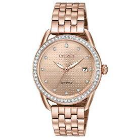 シチズン 逆輸入 海外モデル 海外限定 アメリカ直輸入 Citizen Watches FE6113-57X Eco-Drive Rose Gold One Sizeシチズン 逆輸入 海外モデル 海外限定 アメリカ直輸入