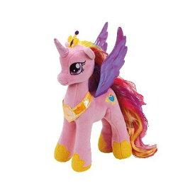 マイリトルポニー ハズブロ hasbro、おしゃれなポニー かわいいポニー ゆめかわいい 41181 【送料無料】Ty My Little Pony Princess Cadence My Little Pony Plush, Regulマイリトルポニー ハズブロ hasbro、おしゃれなポニー かわいいポニー ゆめかわいい 41181