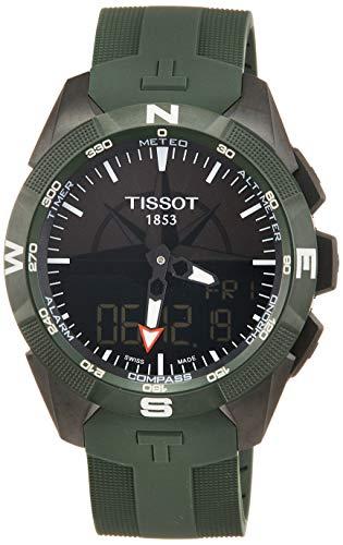 ティソ 腕時計 メンズ Tissot T Touch Expert Solar II Mens Analog-Digital Watch T110.420.47.051.00ティソ 腕時計 メンズ
