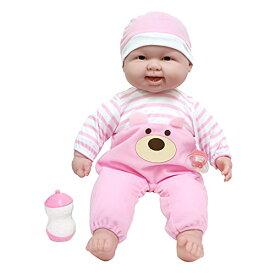ジェーシートイズ 赤ちゃん おままごと ベビー人形 35016 【送料無料】JC Toys 'Lots to Cuddle Babies' 20-Inch Pink Soft Body Baby Doll and Accessories Designed by Berenguerジェーシートイズ 赤ちゃん おままごと ベビー人形 35016