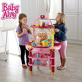 ベビーアライブ 赤ちゃん おままごと ベビー人形 【送料無料】Baby Alive Cook N Care Set Nベビーアライブ 赤ちゃん おままごと ベビー人形