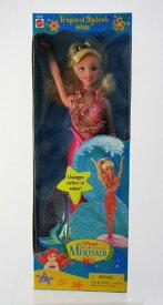 リトル・マーメイド アリエル ディズニープリンセス 人魚姫 Arista - Disney's the Little Mermaid - Tropical Splash Doll - Mattel Toys - 1997リトル・マーメイド アリエル ディズニープリンセス 人魚姫