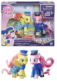 マイリトルポニー ハズブロ hasbro、おしゃれなポニー かわいいポニー ゆめかわいい 【送料無料】EXCLUSIVE My Little Pony Friendship is Magic Wonderbolts - FLUTTERSHY ADMIマイリトルポニー ハズブロ hasbro、おしゃれなポニー かわいいポニー ゆめかわいい