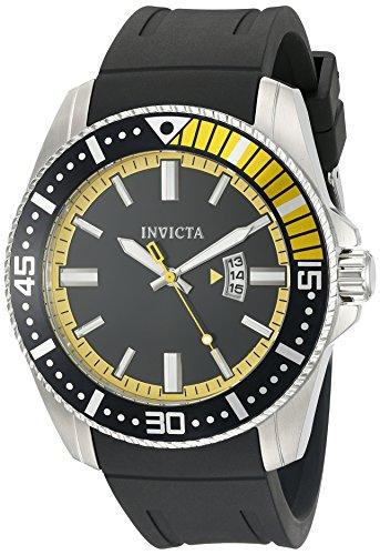 インヴィクタ インビクタ プロダイバー 腕時計 メンズ 21444 Invicta Men's 21444 Pro Diver Analog Display Japanese Quartz Black Watchインヴィクタ インビクタ プロダイバー 腕時計 メンズ 21444