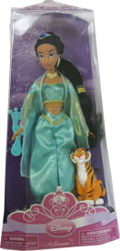 """アラジン ジャスミン ディズニープリンセス Disney Exclusive 12"""" Princess Jasmine Doll and Tiger Friendアラジン ジャスミン ディズニープリンセス"""