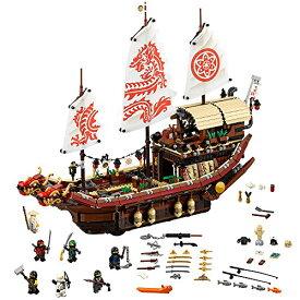 レゴ ニンジャゴー 6224323 LEGO Ninjago Movie Destiny's Bounty 70618 (2295 Piece)レゴ ニンジャゴー 6224323
