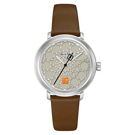 ブローバ 腕時計 レディース 96L211 Bulova Women's Quartz Stainless Steel and Leather Dress Watch, Color:Brown (Model: 96L211)ブローバ 腕時計 レディース 96L211