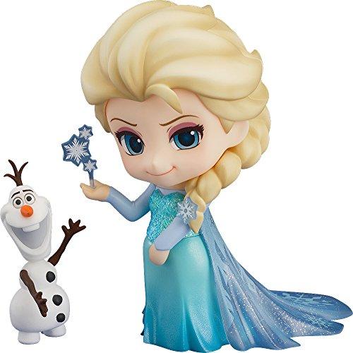 アナと雪の女王 アナ雪 ディズニープリンセス フローズン APR178967 Good Smile Disney's Frozen: Elsa Nendoroid Action Figureアナと雪の女王 アナ雪 ディズニープリンセス フローズン APR178967