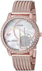 ゲス GUESS 腕時計 レディース C2001L2 GUESS Women's Stainless Steel Connect Fitness Tracker Watch, Color: Rose Gold-Tone (Model: C2001L2))ゲス GUESS 腕時計 レディース C2001L2
