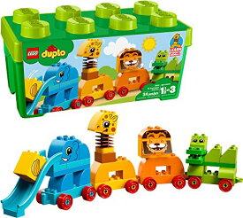 レゴ デュプロ 6212852 【送料無料】LEGO DUPLO My First Animal Brick Box 10863 Building Blocks (34 Pieces)レゴ デュプロ 6212852