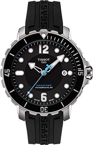 ティソ 腕時計 メンズ TISSOT watch SEASTAR 1000 Powermatic 80 T0664071705702 Men's [regular imported goods]ティソ 腕時計 メンズ