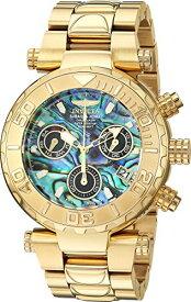 インヴィクタ インビクタ サブアクア 腕時計 メンズ 25801 Invicta Men's Subaqua Quartz Watch with Stainless-Steel Strap, Gold, 0.9 (Model: 25801)インヴィクタ インビクタ サブアクア 腕時計 メンズ 25801