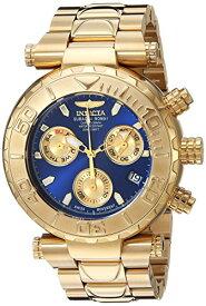 インヴィクタ インビクタ サブアクア 腕時計 メンズ 25799 Invicta Men's Subaqua Quartz Watch with Stainless-Steel Strap, Gold, 24 (Model: 25799)インヴィクタ インビクタ サブアクア 腕時計 メンズ 25799