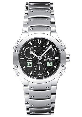 ブローバ 腕時計 メンズ Accutron by Bulova Men's Breckenridge Analog-Digitalブローバ 腕時計 メンズ