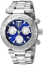 インヴィクタ インビクタ サブアクア 腕時計 メンズ 25796 Invicta Men's Subaqua Quartz Watch with Stainless-Steel Strap, Silver, 24 (Model: 25796)インヴィクタ インビクタ サブアクア 腕時計 メンズ 25796