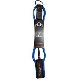 サーフィン リーシュコード マリンスポーツ 【送料無料】Stay Covered Surf Leash Basic (Choose Color and Size) (Blue, 9')サーフィン リーシュコード マリンスポーツ