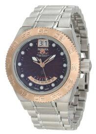 インヴィクタ インビクタ サブアクア 腕時計 メンズ 10870 Invicta Men's 10870 Subaqua Brown Sunray Dial Stainless Steel Watchインヴィクタ インビクタ サブアクア 腕時計 メンズ 10870