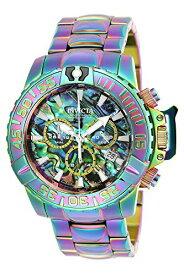 インヴィクタ インビクタ Invicta メンズ腕時計 25179 NOMA II サブアクア ケース直径47mm 玉虫色