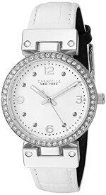 ブローバ 腕時計 レディース 43L201 Caravelle New York Women's 43L201 Swarovski Crystal Strap Watchブローバ 腕時計 レディース 43L201