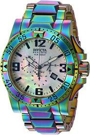 インヴィクタ インビクタ リザーブ 腕時計 メンズ 25362 Invicta Men's Reserve Quartz Watch with Stainless-Steel-Plated Strap, Multi, 26 (Model: 25362)インヴィクタ インビクタ リザーブ 腕時計 メンズ 25362