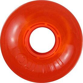 ウィール タイヤ スケボー スケートボード 海外モデル 【送料無料】Oj Iii Hot Juice 78a 60mm Trans Orange Skate Wheelsウィール タイヤ スケボー スケートボード 海外モデル